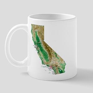 CaliMap Mugs