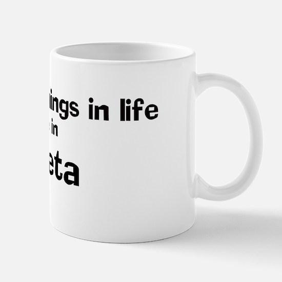 Goleta: Best Things Mug