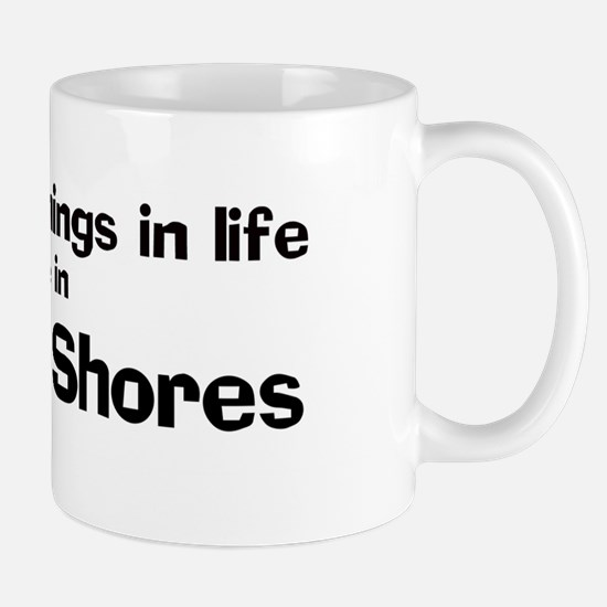 Desert Shores: Best Things Mug
