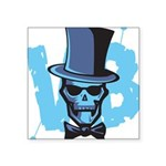 Voodoo Boilers 10 Square Sticker 3