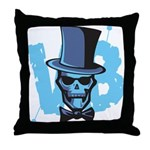 Voodoo Boilers 10 Throw Pillow