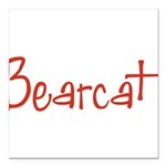 Bearcat10x8 Square Car Magnet 3