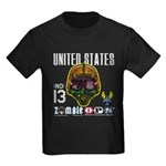 Zombie OPS United States Kids T-Shirt
