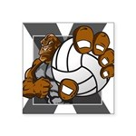Apex Volleyball Square Sticker 3