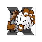 Apex Volleyball Square Sticker 3