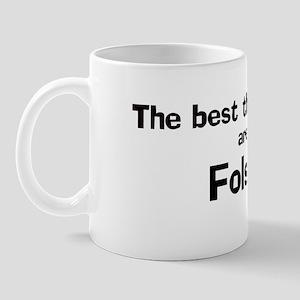 Folsom: Best Things Mug