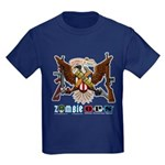 Resurrect To Protect Vulture Kids T-Shirt