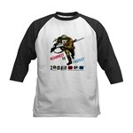 Resurrect to Protect Soldier Kids Baseball Jersey