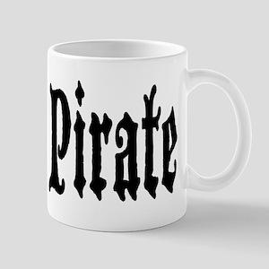 100% Pirate Mug