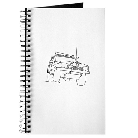 Discovery Off-Road Journal