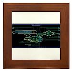 Constitution class MSD Framed Tile