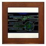 Excelsior class MSD Framed Tile