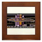 Defiant class MSD Framed Tile