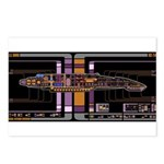 Defiant class MSD Postcards (Package of 8)