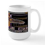 Defiant class MSD Large Mug