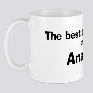 Anaheim: Best Things Mug