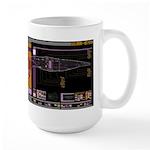 Galaxy Class MSD Large Mug