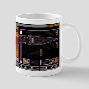Galaxy Class MSD Mug