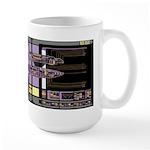Oberth class MSD Large Mug