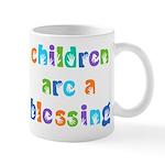CHILDREN ARE A BLESSING Mug