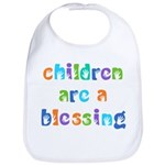 CHILDREN ARE A BLESSING Bib