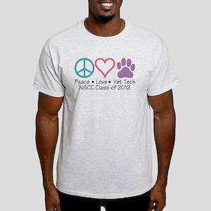 peace-love-color T-Shirt