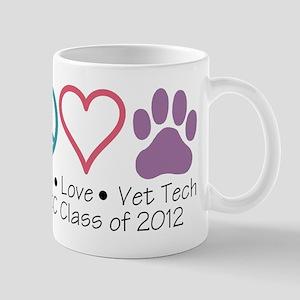 peace-love-color Mugs