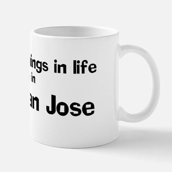 East San Jose: Best Things Mug
