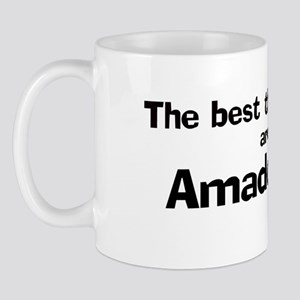 Amador City: Best Things Mug