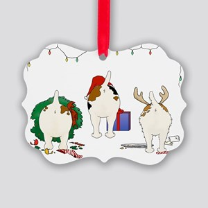 Jack Russell Picture Ornament