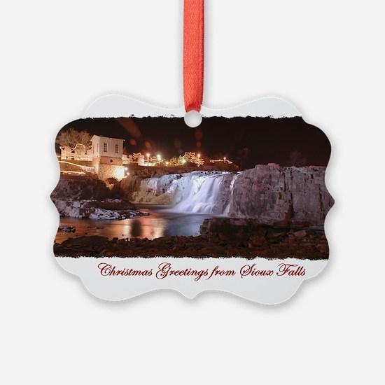 Falls Park 2 Ornament