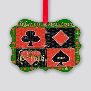 Las Vegas Christmas Cards 2007 (Pk of 20)