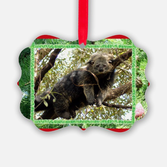 Bearcat Ornament