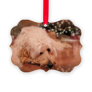 goldendoodle gifts cafepress - Goldendoodle Christmas Decorations