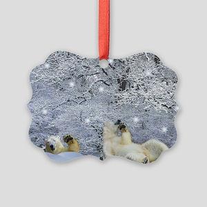 polar Picture Ornament