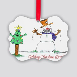 Ortho Kids Picture Ornament