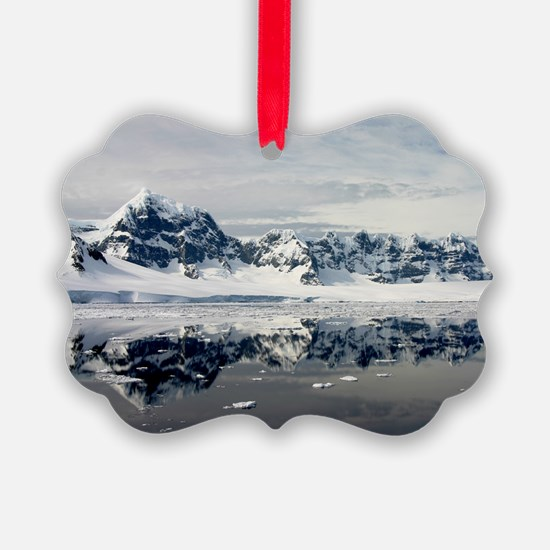 Antarctic Grace Solstice Ornament