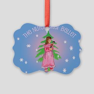 The Nutcracker Ballet Picture Ornament