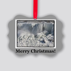 Irish Blessing for Christmas Picture Ornament 20/p