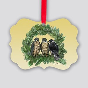 HGTS-303 Holiday Greetings Picture Ornament