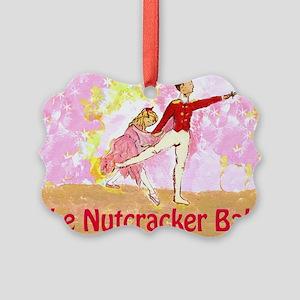 TheNutcracker Ballet Picture Ornament
