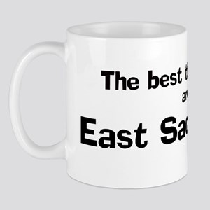 East Sacramento: Best Things Mug
