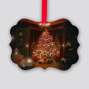 Christmas Glow Picture Ornament