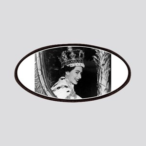 Oldskool Queen Elizabeth Patches