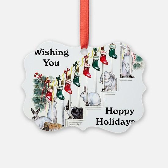 Vey Warren Ornament