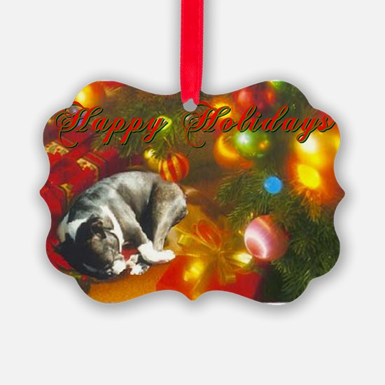 Heartwarming BT Christmas Ornament