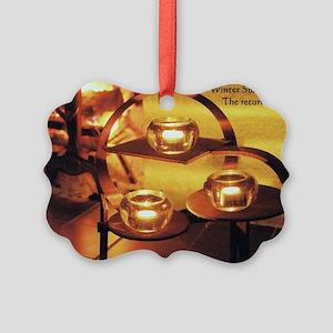 Winter Solstice - Picture Ornament