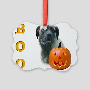 Boo Fawn2 Picture Ornament