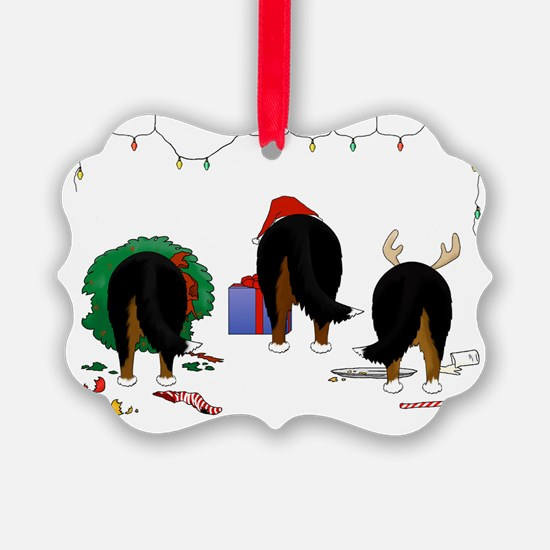 Berner Christmas Ornament