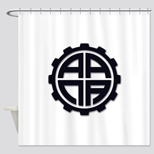 AANAGear - Shower Curtain